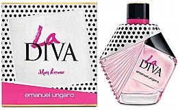 Düfte, Parfümerie und Kosmetik Ungaro La Diva Mon Amour - Eau de Parfum
