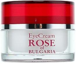 Düfte, Parfümerie und Kosmetik Augenkonturcreme - BioFresh Rose of Bulgaria Eye Cream