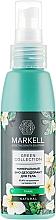 Düfte, Parfümerie und Kosmetik Mineralisches Bio Deospray mit Gardenia-Duft - Markell Cosmetics Green Collection Deo Tiare