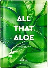 Düfte, Parfümerie und Kosmetik Gesichtsmaske mit Aloe - Skin79 All That Aloe Mask