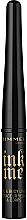 Düfte, Parfümerie und Kosmetik Eyeliner - Rimmel Ink Me Eye & Body Liner