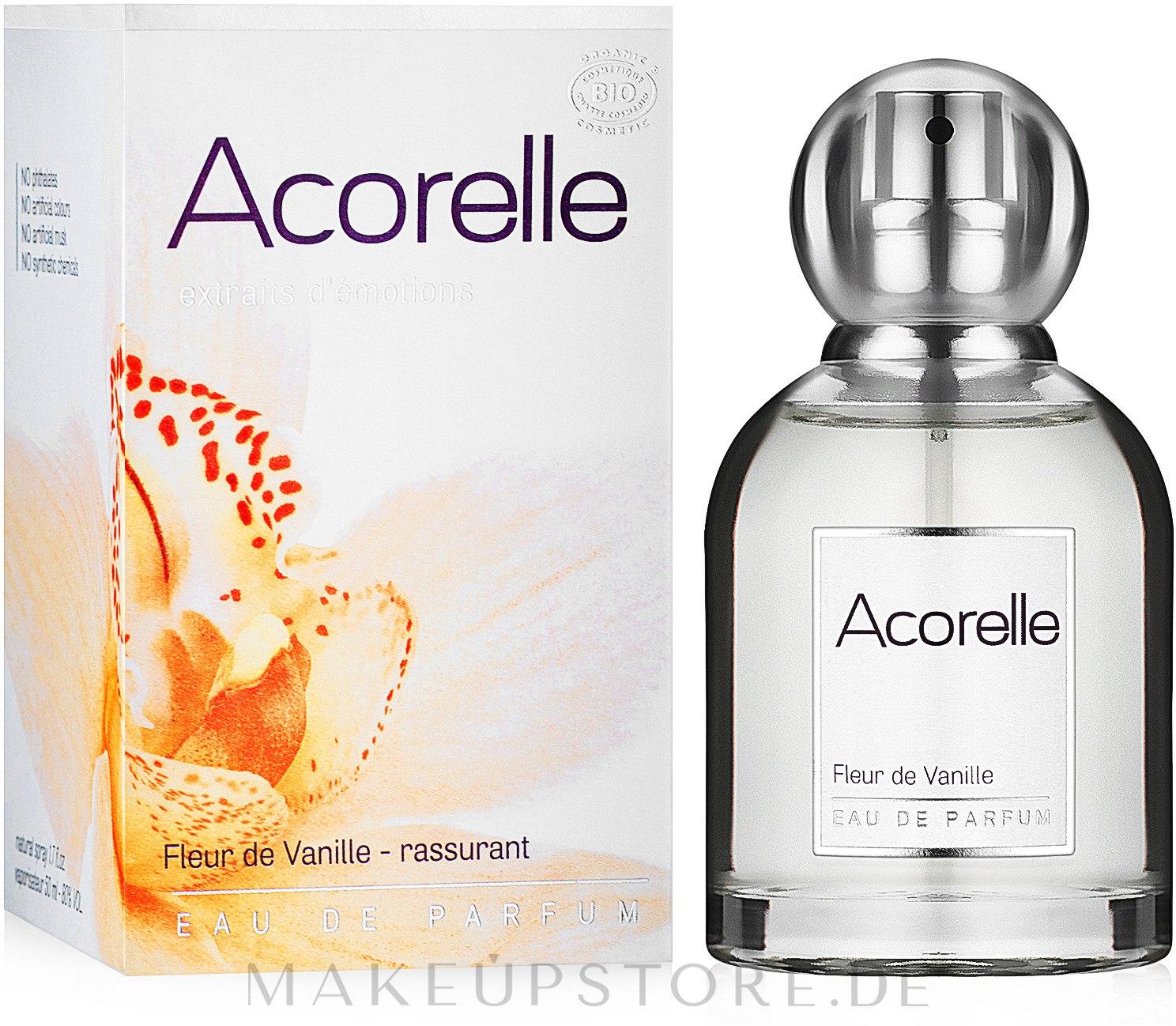 Acorelle Flor de Vainilla - Eau de Parfum — Bild 50 ml