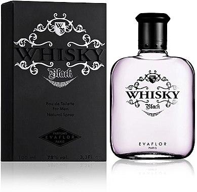 Evaflor Whisky Black - Eau de Toilette  — Bild N1