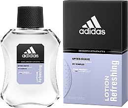 Düfte, Parfümerie und Kosmetik After Shave Lotion - Adidas Skincare After Shave Lotion Refreshing