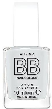 BB Nagellack - Avon All-in-1 BB Nail Colour — Bild N1