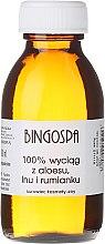 Düfte, Parfümerie und Kosmetik Aloe-, Flachs- und Kamillenextrakt 100% - BingoSpa