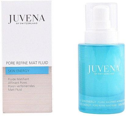Mattierendes und porenverfeinerndes Gesichtsfluid - Juvena Skin Energy Pore Refine Mat Fluid — Bild N1