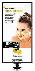 Gesichtsmaske - Iroha Nature Brightening Peel-Off Mask Lemon — Bild N1