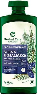 Bademilch mit Kiefer und Manuka-Honig - Farmona Herbal Care — Bild N1