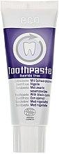 Düfte, Parfümerie und Kosmetik Natürliche Fluoridfreie Zahnpasta mit Schwarzkümmel - Eco Cosmetics