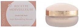 Düfte, Parfümerie und Kosmetik Nachtcreme - Stendhal Recette Merveilleuse Night Remodelling Skincare Cream