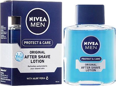 After Shave Lotion - Nivea Men Original Mild After Shave Lotion — Bild N3