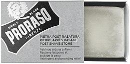 Antibakterieller und beruhigender After Shave Alaunstein - Proraso Post Shave Alum Stone — Bild N2