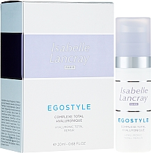 Düfte, Parfümerie und Kosmetik Reparierendes Anti-Aging Creme-Serum für das Gesicht - Isabelle Lancray Egostyle Hyaluronic Total Repair