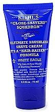 Düfte, Parfümerie und Kosmetik Erfrischende Rasiercreme mit Menthol und Kampfer - Kiehl's Ultimate Brushless Shave Cream White Eagle