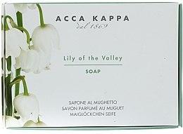 Düfte, Parfümerie und Kosmetik Parfümierte Körperseife - Acca Kappa Lily of the Valley