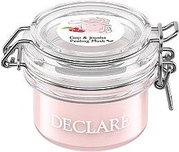 Düfte, Parfümerie und Kosmetik Peelingmaske mit Goji-Beeren und Jojobaöl - Declare Goji and Jojoba Peeling Mask