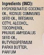 "Lippenbalsam ""Honig"" - Bione Cosmetics Honey Vitamin E Lip Balm — Bild N3"