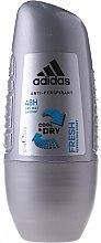Düfte, Parfümerie und Kosmetik Deo Roll-on Antitranspirant - Adidas Anti-Perspirant Fresh Cool Dry 48h