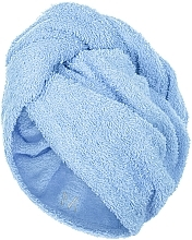 Düfte, Parfümerie und Kosmetik Haarturban blau - MakeUp
