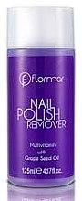 Düfte, Parfümerie und Kosmetik Nagellackentferner Grape Seed Oil - Flormar Nail Polish Remover
