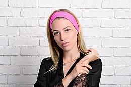 Haarband Be Beauty rosa - MakeUp — Bild N2