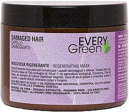 Düfte, Parfümerie und Kosmetik Regenerierende Haarmaske - Dikson Every Green Damaged Hair Mask