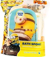 Düfte, Parfümerie und Kosmetik Kinder-Badeschwamm gelb Gefangener Carl - Suavipiel Minnioins Bath Sponge