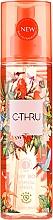 Düfte, Parfümerie und Kosmetik Parfümiertes Körperspray - C-Thru Tropical Angel