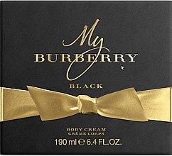 Burberry My Burberry Black - Parfümierte Körpercreme  — Bild N2