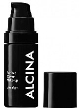 Düfte, Parfümerie und Kosmetik Foundation mit hoher Deckkraft - Alcina Perfect Cover Make-up