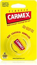 Düfte, Parfümerie und Kosmetik Feuchtigkeitsspendender Lippenbalsam für trockene und rissige Lippen - Carmex Lip Balm Original