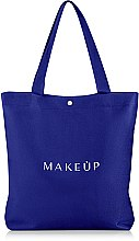 Düfte, Parfümerie und Kosmetik Shopper Tasche Easy go blau - MakeUp