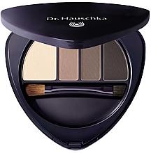 Düfte, Parfümerie und Kosmetik Schminkpalette für Augen und Augenbrauen - Dr Hauschka Eye & Brow Palette