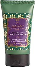 Düfte, Parfümerie und Kosmetik Intensiv pflegende Hand- und Nagelcreme mit Reiskleieöl und Aloe vera - Sabai Thai Intensive Care Rice Milk Hand & Nail Cream