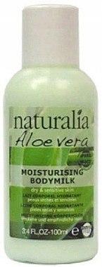 Feuchtigkeitsspendende Körperlotion mit Aloe Vera - Naturalia Aloe Vera Moisturizing Bodymilk — Bild N1