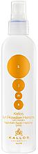 Düfte, Parfümerie und Kosmetik Sonnenschutz Haarspray mit Keratin SPF6 - Kallos Cosmetics Sun Protection Hairspray With Keratin SPF6