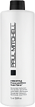 Düfte, Parfümerie und Kosmetik Haarspray Extra starker Halt - Paul Mitchell Firm Style Freeze & Shine Super Spray