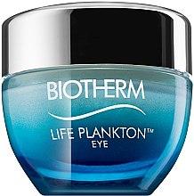 Düfte, Parfümerie und Kosmetik Regenerierende Augencreme - Biotherm Life Plankton Eye