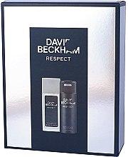 Düfte, Parfümerie und Kosmetik David Beckham Respect - Duftset (Körperspray 75ml + Deodorant 150ml)