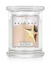 Düfte, Parfümerie und Kosmetik Duftkerze im Glas Beachside - Kringle Candle Beachside