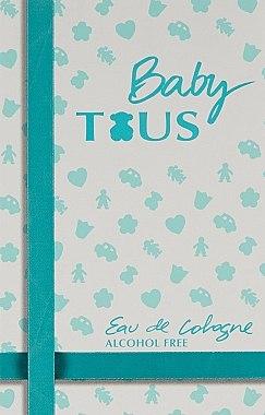 Tous Baby Alcohol Free - Eau de Cologne — Bild N4
