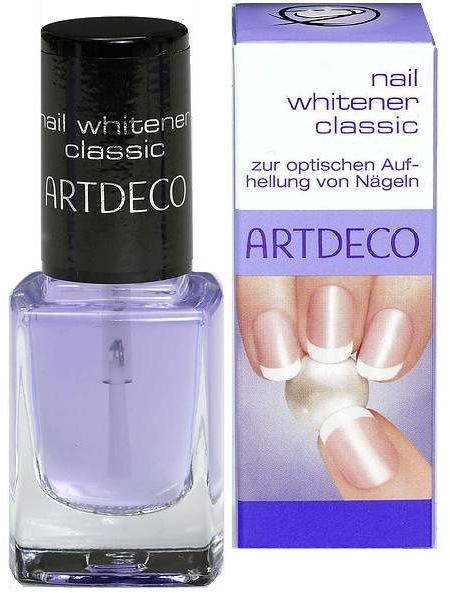 Nagellack zur optischen Aufhellung von Nageln - Artdeco Nail Whitener Classic — Bild N1