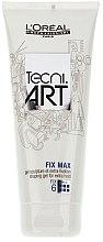 Düfte, Parfümerie und Kosmetik Haargel - L'Oreal Professionnel Tecni.art Fix Max