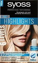 Düfte, Parfümerie und Kosmetik Haaraufheller - Syoss Blond Highlights