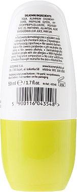 "Deo Roll-on Antitranspirant ""Active"" - AA Cosmetics Deo Anti-Perspirant Green Tea 24H — Bild N2"