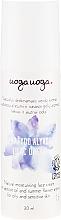 Düfte, Parfümerie und Kosmetik Feuchtigkeitsspendende Gesichtscreme für fettige und empfindliche Haut - Uoga Uoga Lilac Dream Natural Moisturising Face Cream
