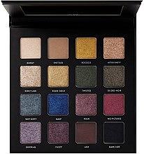 Düfte, Parfümerie und Kosmetik Lidschattenpalette - Milani Gilded Noir Palette