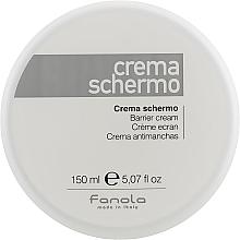 Düfte, Parfümerie und Kosmetik Spezialcreme zum Schutz der Kopfhaut bei Farbbehandlungen - Fanola Barrier Cream