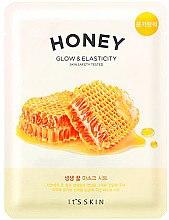 Düfte, Parfümerie und Kosmetik Tuchmaske für das Gesicht mit Honig - It's Skin The Fresh Honey Mask Sheet